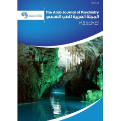 The Arab Journal of Psychiatry - tome 26, issue 1 ( May 2015)