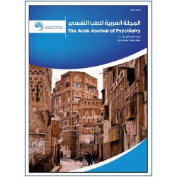 The Arab Journal of Psychiatry - tome 32, issue 1(May 2020)